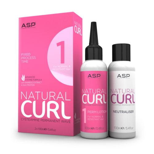 Natural Curl 1